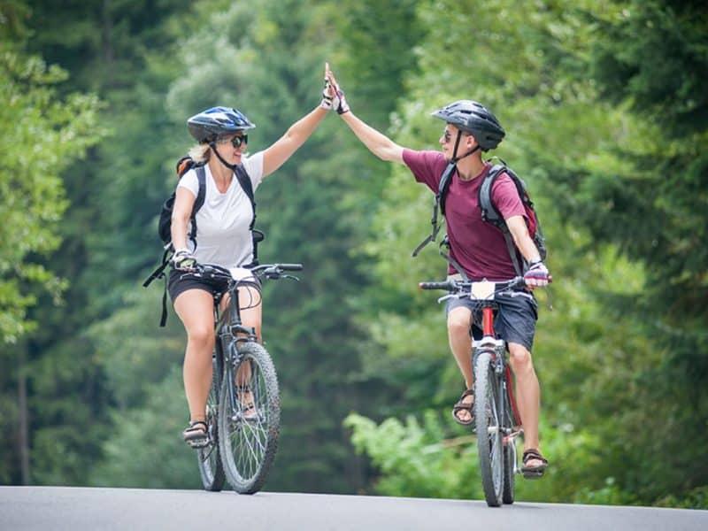 Bisiklet Sürmenin Sağlığa Faydaları