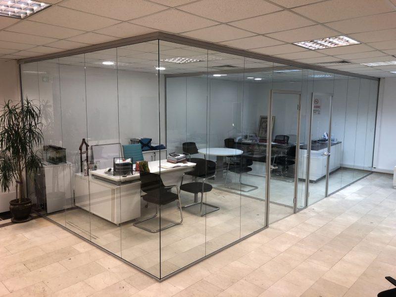 Ofis Bölme Sistemlerinde Lider Firma