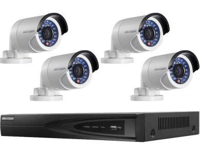 Güvenlik Kamerasında Son Teknoloji