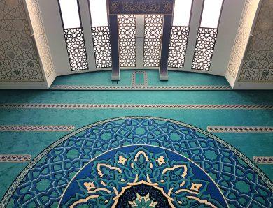 Cami Halıları Nasıl Temizlenir?