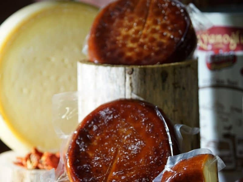 İsli Çerkez Peynirini Diğer Peynirlerden Ayıran Özellikleri